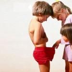 Çocuklarda Cinsel Gelişim